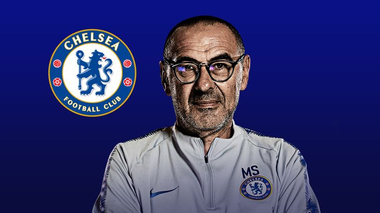 Maurizio Sarri has made a fine start to life at Chelsea