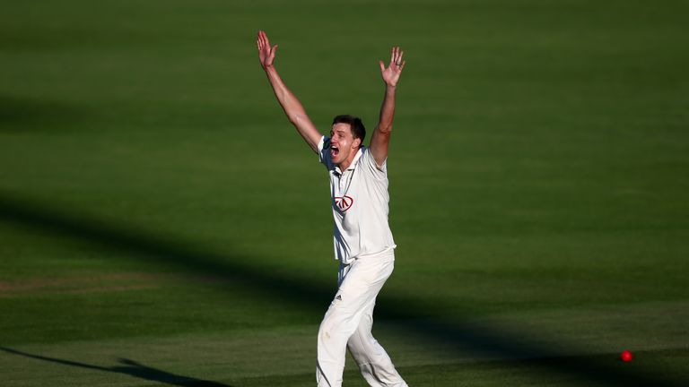 Morne Morkel has taken over 50 wickets for Surrey in nine appearances