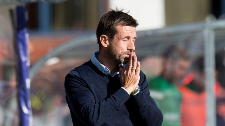 Neil McCann has been told his job is safe until the weekend