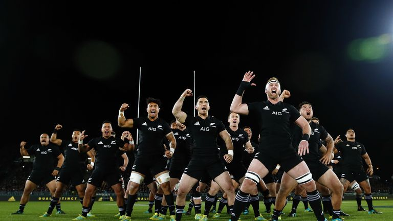 The All Blacks are redefining the game of rugby union with their style of play, says Stuart Barnes