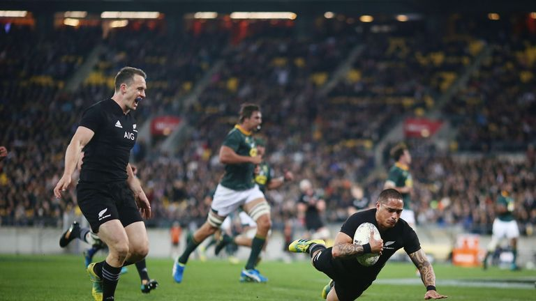 New Zealand last lost to South Africa in 2014 but had not lost on home soil to their opponents for nine years