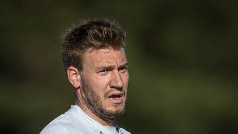 Former Denmark international Niklas Bendtner joined Rosenborg in 2017