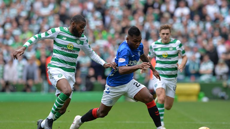 Former Manchester City midfielder Ntcham showed his pedigree once more on the big occasion