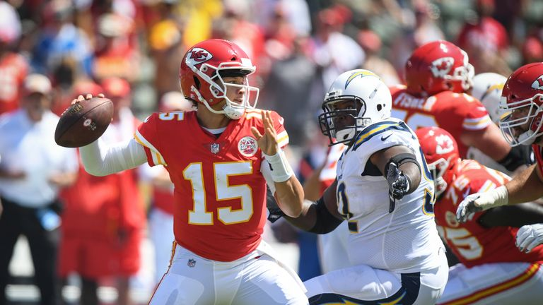 The Steelers will host Patrick Mahomes and the explosive Kansas City offense this weekend