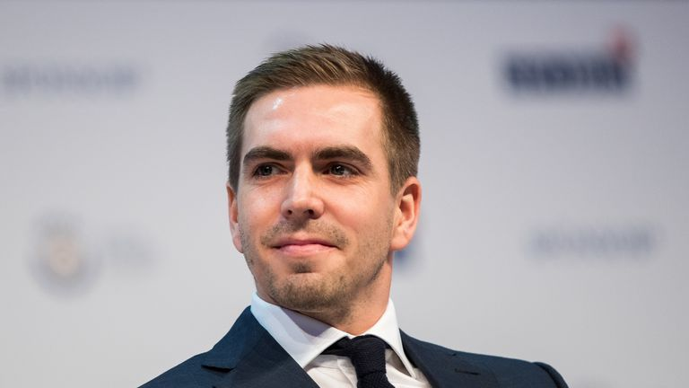 Philipp Lahm is Germany bid ambassador for UEFA 2024