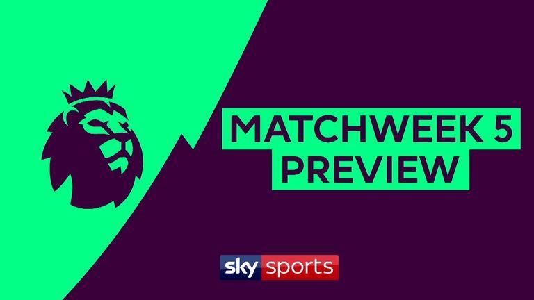 Premier League Preview MD5