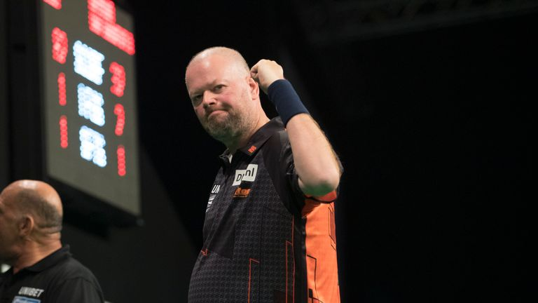 Van Barneveld has been a Premier League ever-present since his switch from the BDO