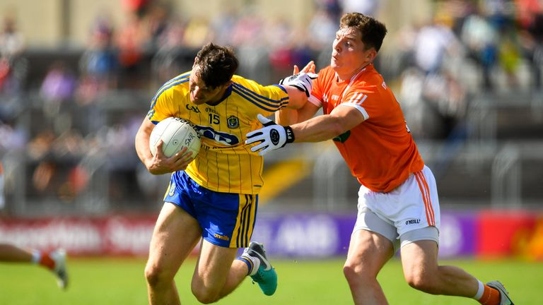Roscommon and Armagh played out a cracker in the qualifiers