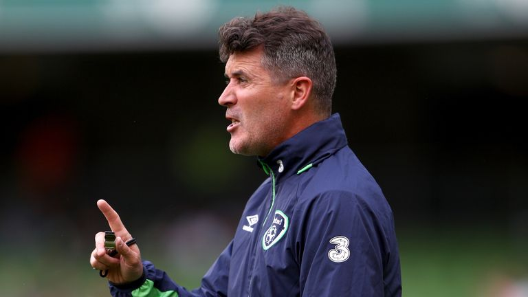 Roy Keane has been Republic of Ireland assistant manager since 2013
