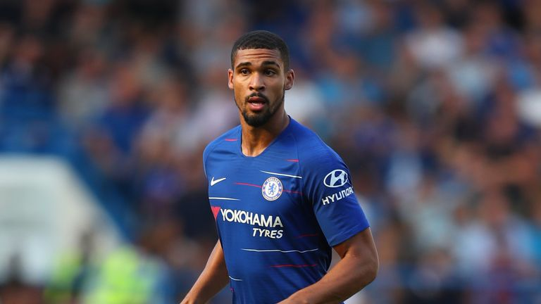Ruben Loftus-Cheek is aiming to break into the Chelsea first team