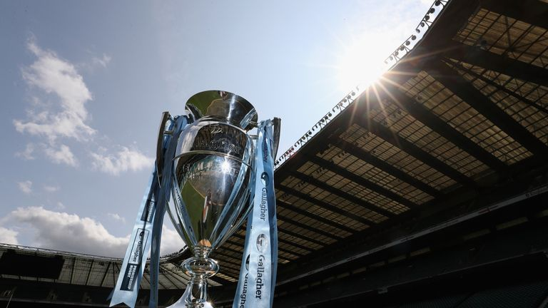 CVC Capital Partners are in negotiations with Premier Rugby Limited to purchase a 51 per cent stake
