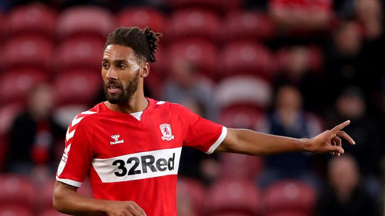 Ryan Shotton has been in impressive form for Middlesbrough
