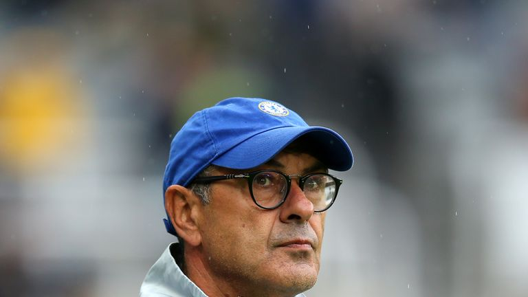 Maurizio Sarri wants consistency in his team at the start of a season