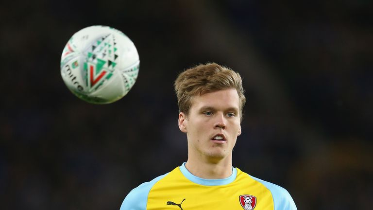 Sean Raggett is out for Rotherham