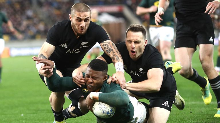 New Zealand Rugby cancel 'fraudulent' tickets for South