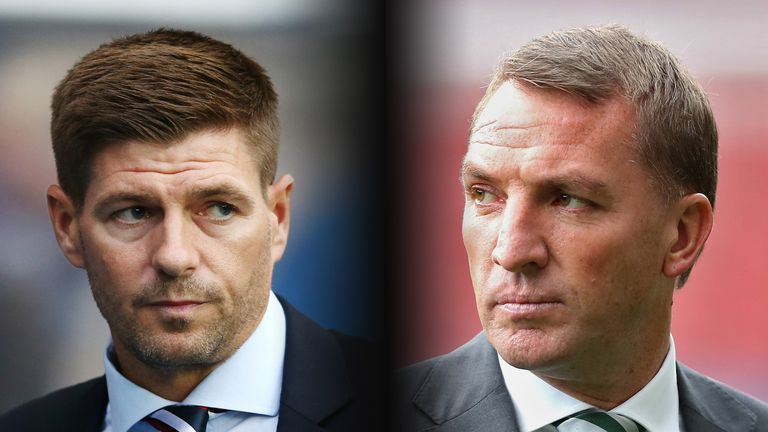 Steven Gerrard and Brendan Rodgers go head-to-head again in front of the Sky cameras on December 29