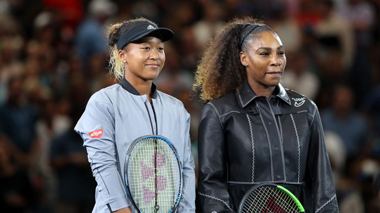 The incident overshadowed Naomi Osaka's maiden Grand Slam victory