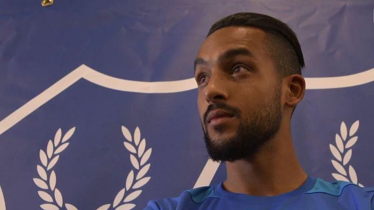 Theo Walcott spoke exclusively to Alex Scott in a candid interview about his time at Arsenal, and new beginnings at Everton