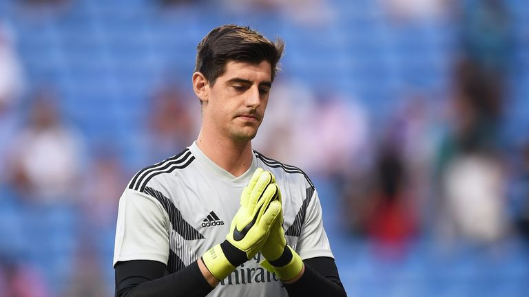 Thibaut Courtois hopes Chelsea fans understand his decision to join Real Madrid