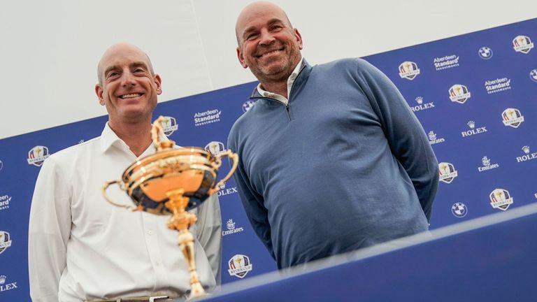 Ryder Cup: Butch Harmon reflects on USA's Friday fourball pairings
