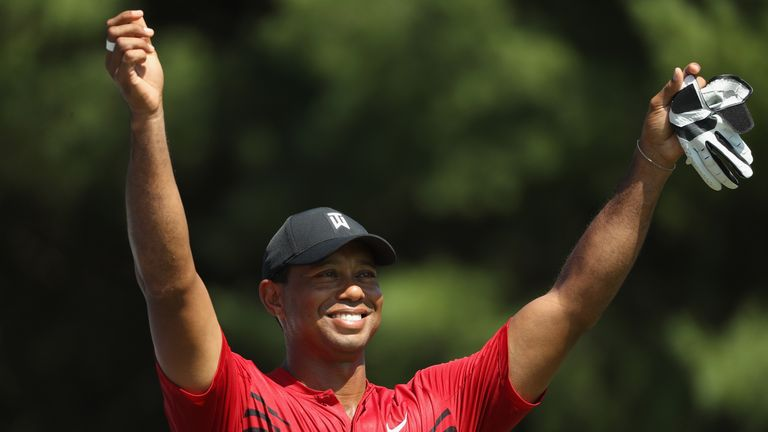 Most players agreed that Tiger Woods will win more PGA Tour titles, and majors