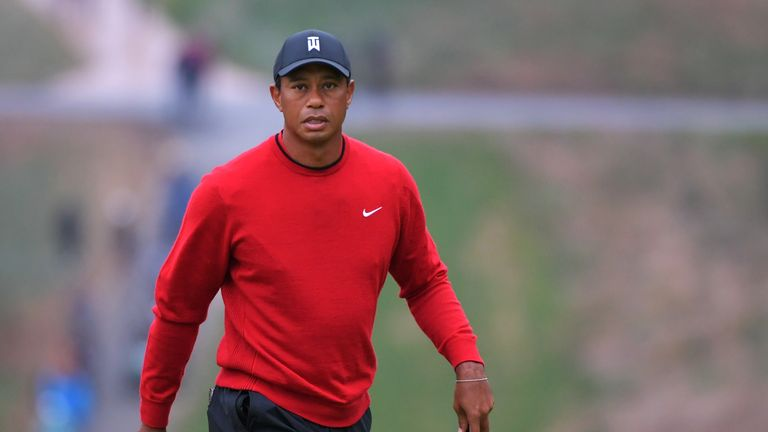 Tiger feels close to ending drought after achieving Tour Championship goal