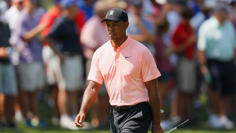 Tiger Woods had to miss Bay Hill due to a neck injury