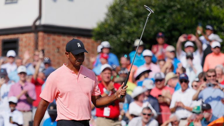 Tiger Woods Commits to Play Farmers Insurance Open at Torrey Pines