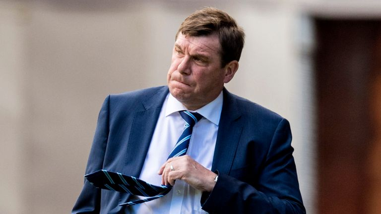 St Johnstone manager Tommy Wright has praised Rodgers for his straight-talking approach
