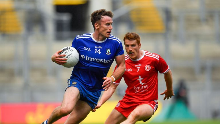 The All-Ireland semi-final ebbed and flowed