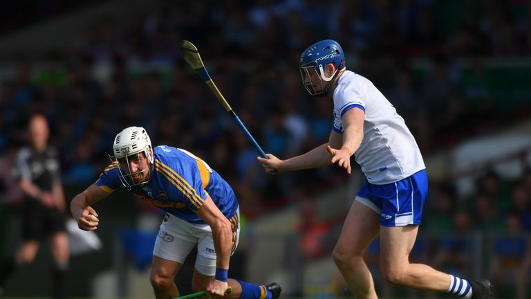 Tipp and Waterford had to play on four consecutive weekends in 2018