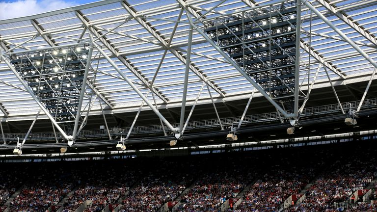 West Ham supporters have witnessed two home defeats so far this season