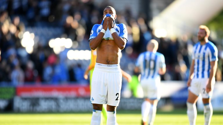 Huddersfield once again drew a blank at the John Smith's Stadium