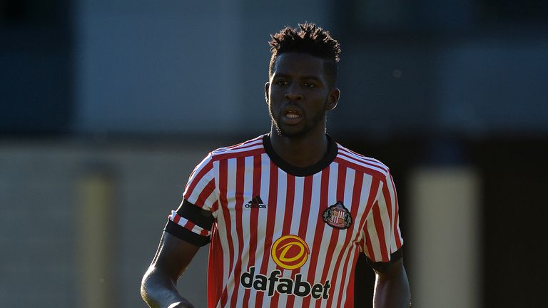 Papy Djilobodji's employment was terminated by Sunderland in September