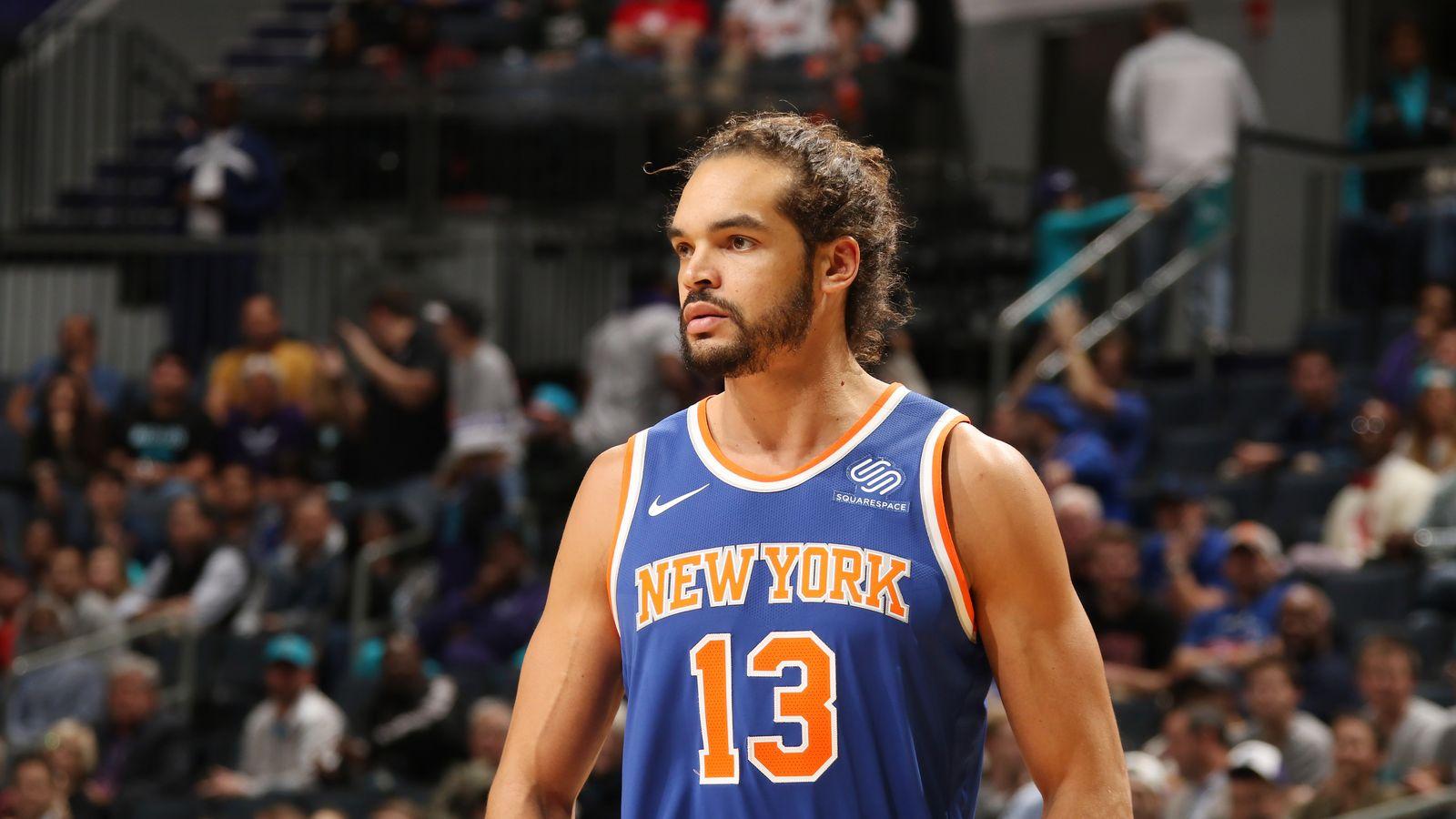 7ba10d197891 Joakim Noah leaves New York Knicks after two years