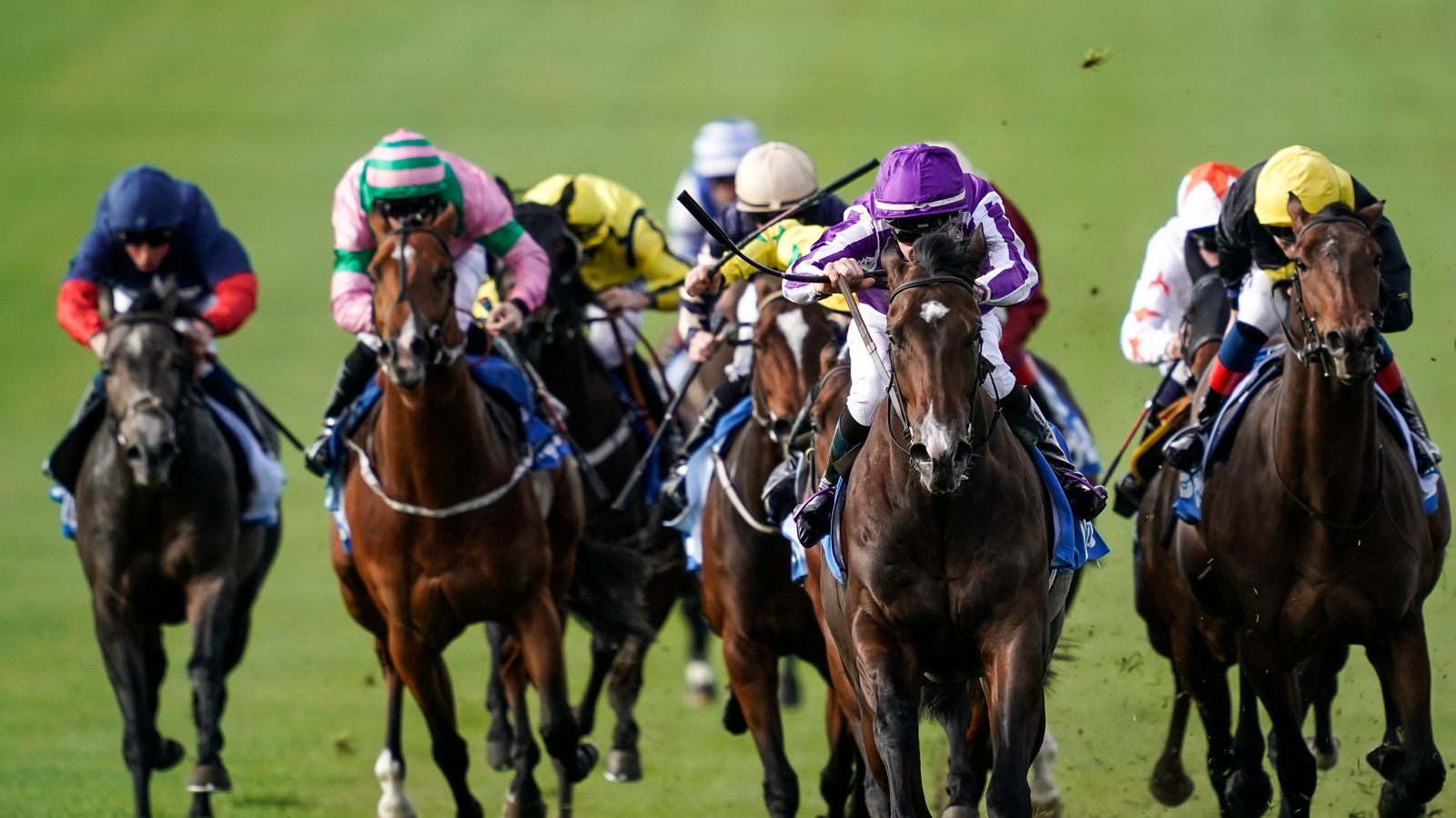 Sergei Prokofiev Hits Right Notes At Newmarket Racing News Sky Sports