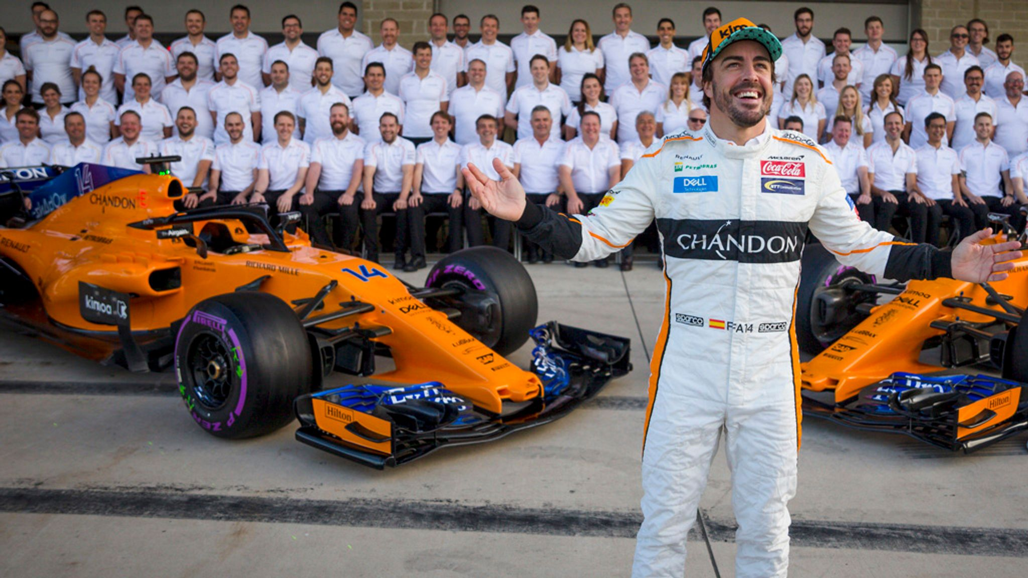 Fernando Alonso And Mclaren S 2019 Indy 500 Plans F1 News