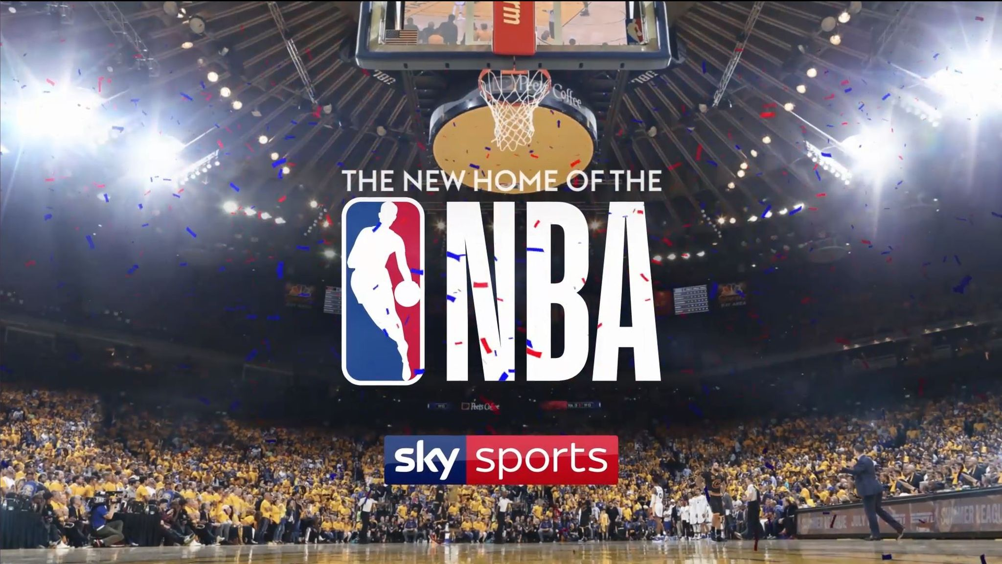 Sky Sports and NBA announce four-year broadcast and digital