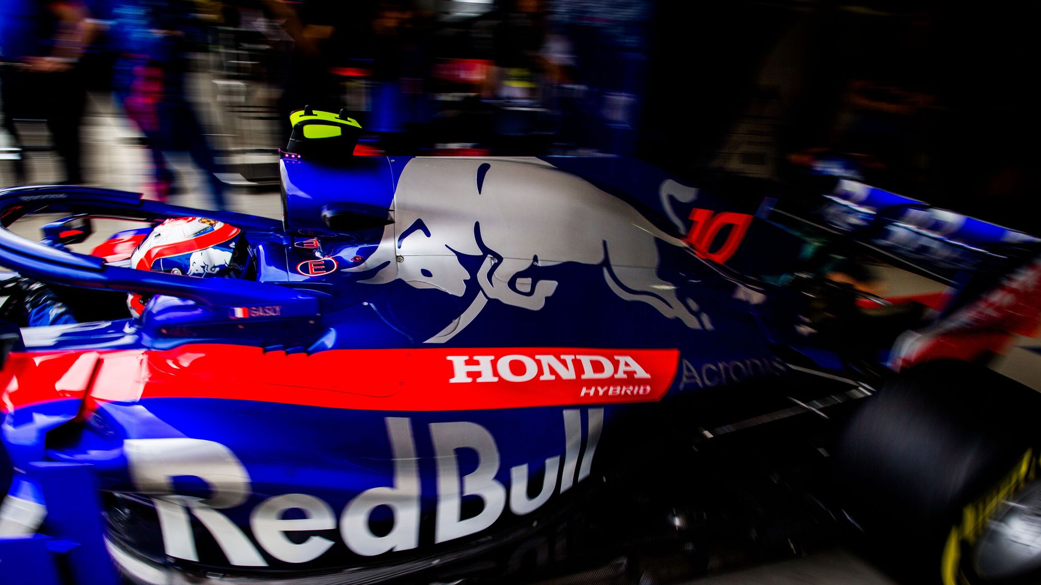 Japanese GP: Honda hail 'big improvement' from new F1 engine | F1 News