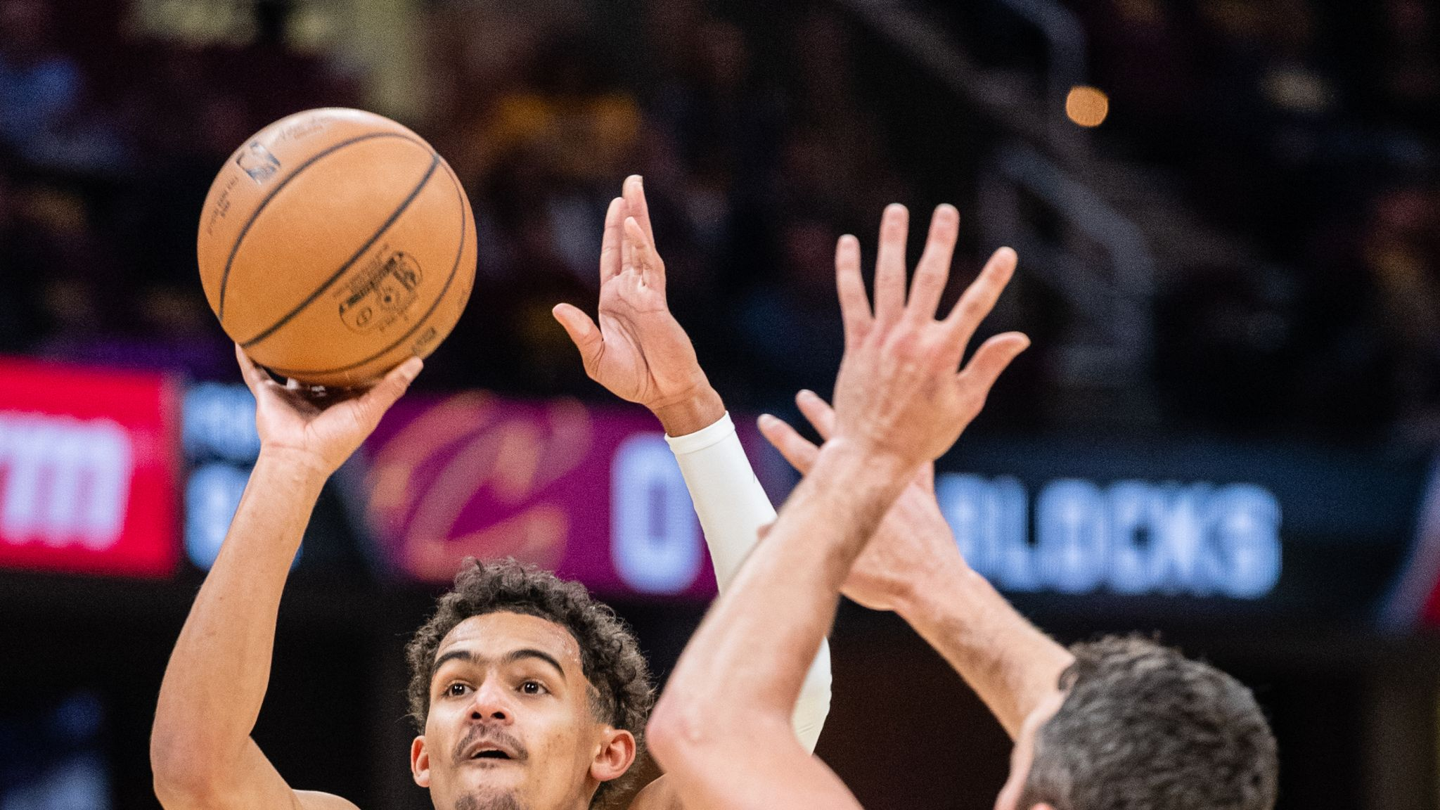 Trae Young Has 35 Points As Hawks Beat Winless Cavaliers