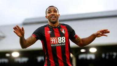 Bournemouth striker Callum Wilson will make his England debut against USA
