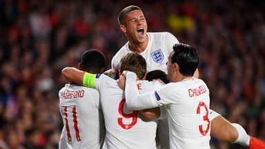 England still have hopes of winning their group