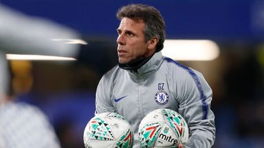 Zola back in hospital after surgery