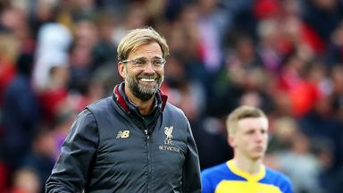 fifa live scores -                               'Liverpool back where they belong'