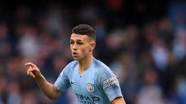fifa live scores -                               Foden signs new City deal until 2024