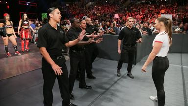 Ronda Rousey's disagreement with Nikki Bella has exploded in the past week