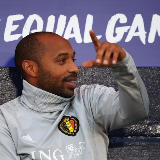 Henry appointed Monaco head coach