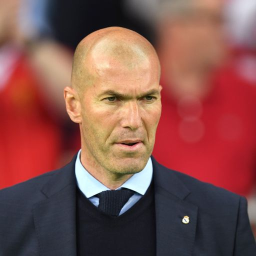 Zidane to return to Madrid