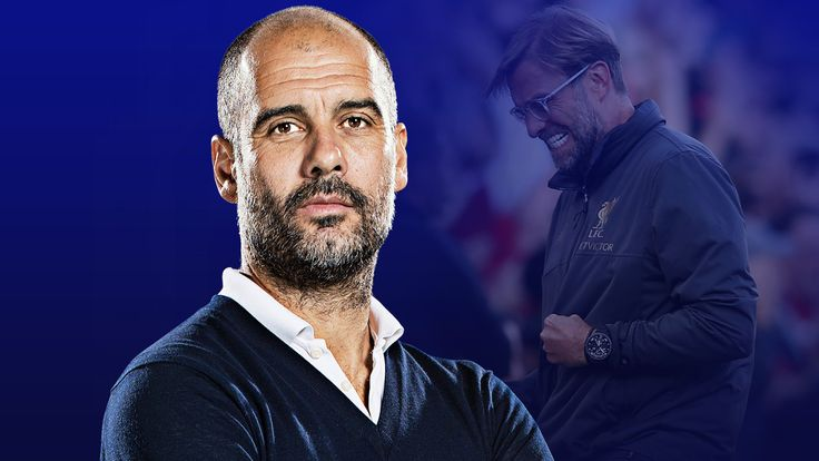 Pep Guardiola faces Jurgen Klopp for the 15th time on Sunday