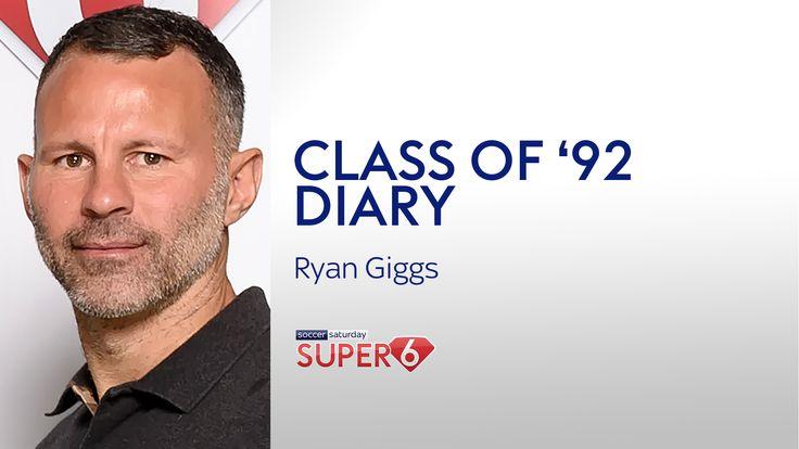 Class of '92 Diary - Ryan Giggs
